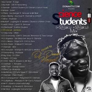 DJ Donak - Science Students (Shaku Shaku) Mix